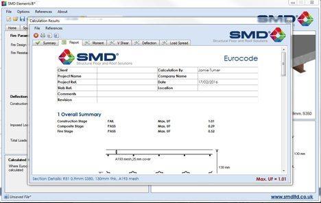 SMD Sheet Decking