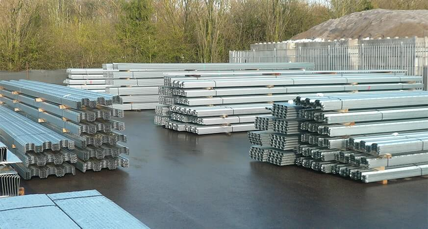 Steel Decking in Scotland