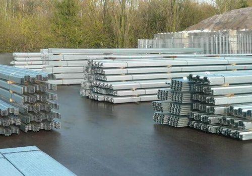 Our steel decking supplies
